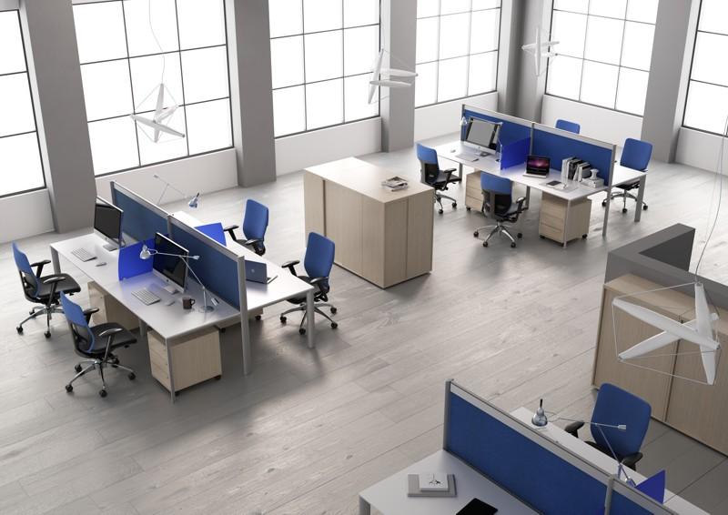 Mobili Per Ufficio Trau : Arredamento per ufficio prixmart